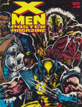 X-men poster magazine -2- X-men poster magazine #2