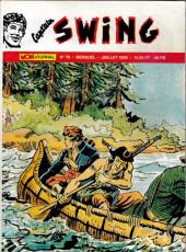 Capt'ain Swing! (2e série) -76- l'infernal tondu moustachu
