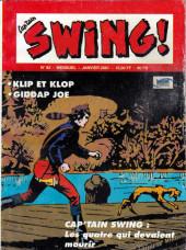 Capt'ain Swing! (2e série) -82- les quatre qui devaient mourir