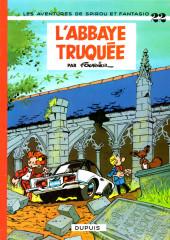 Spirou et Fantasio -22h2010- L'abbaye truquée