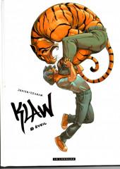 Klaw -1a2014- Éveil