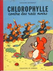 Chlorophylle -1- Chlorophylle contre les rats noirs