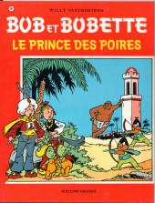 Bob et Bobette -181a82- Le prince des poires