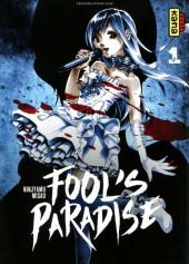 Fool's Paradise -1Extrait- Tome 1