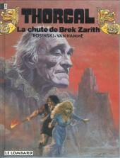 Thorgal -6b1993- La chute de Brek Zarith