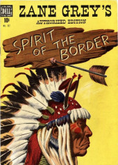 Four Color Comics (Dell - 1942) -197- Zane Grey's Spirit of the Border