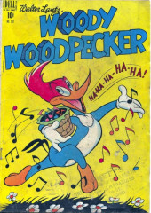 Four Color Comics (Dell - 1942) -202- Woody Woodpecker