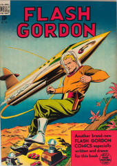 Four Color Comics (Dell - 1942) -204- Flash Gordon