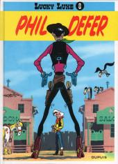 Lucky Luke -8Ind- Phil Defer