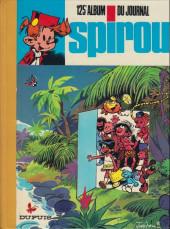 (Recueil) Spirou (Album du journal) -125'- Spirou album du journal