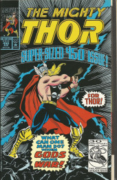 Thor (1966) -450- When gods make war !