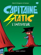 Capitaine Static -2- L'imposteur