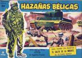 Hazañas bélicas (Vol.05 - 1957 série bleue)