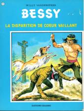 Bessy -71a1980- La disparition de cœur vaillant
