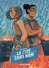 La cité sans nom -3- La Terre déchirée