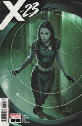 X-23 (2018) -7- X-Assassin: Part 1