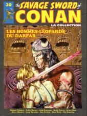Savage Sword of Conan (The) (puis The Legend of Conan) - La Collection (Hachette) -30- Les hommes-léopards du darfar