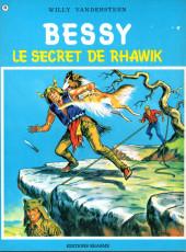 Bessy -84a1980- Le secret de Rhawik