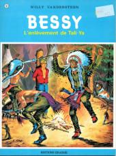 Bessy -90a1979- L'enlèvement de Tali-Ya
