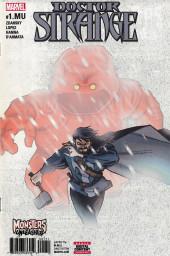 Monsters Unleashed Vol.1 (Marvel comics - 2017) -MU- Doctor Strange/Monsters Unleashed!