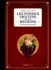 Les fondus du vin -BO- Les fondus des vins de nos régions