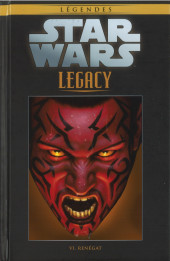 Star Wars - Légendes - La Collection (Hachette) -8290- Star Wars Legacy - VI. Renégat