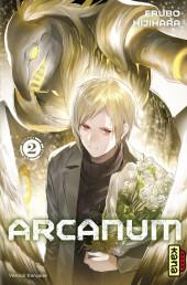 Arcanum (Hijihara) -2- Tome 2