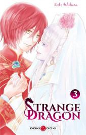 Strange Dragon -3- Tome 3
