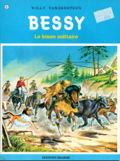 Bessy -93a1979- Le bison solitaire