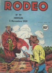 Rodéo -99- Numéro 99