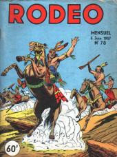 Rodéo -70- Numéro 70