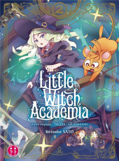 Little Witch Academia -2- Tome 2