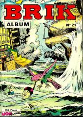 Brik (Mon journal) -Rec21- Album N°21 (du n°81 au n°84)