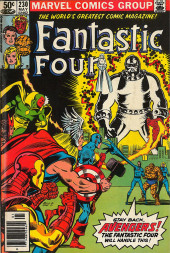 Fantastic Four (1961) -230- Firefrost and the Ebon Seeker