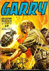 Garry (Impéria - 3e série) -Rec50- Collection reliée N°50 (du n°313 au n°316)