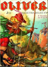 Oliver -Rec07- Collection reliée N°7 (du n°49 au n°56)