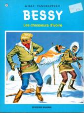 Bessy -113a1980- Les chasseurs d'ivoire