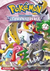 Pokémon Diamant & Perle/Platine -4- Tome 4