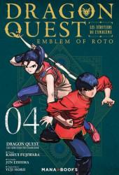 Dragon Quest - Emblem of Roto - Les Héritiers de l'Emblème -4- Tome 4