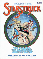 Marvel Graphic Novel (Marvel comics - 1982) -13- Starstruck