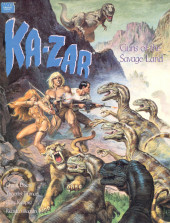 Marvel Graphic Novel (Marvel comics - 1982) -62- Ka-Zar: Guns of the Savage Land