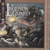 Mouse Guard: Legends of the Guard Volume Two (2013) -1- Mouse Guard: Legends of the Guard #1