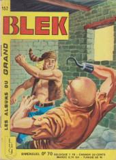 Blek (Les albums du Grand) -152- Numéro 152