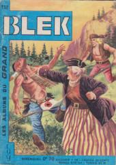Blek (Les albums du Grand) -132- Numéro 132