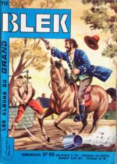 Blek (Les albums du Grand) -116- Numéro 116