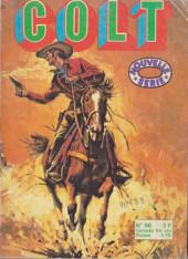 Colt -56- Plume d'or : Nouveaux horizons