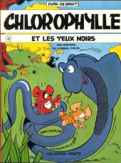 Chlorophylle -13- Chlorophylle et les yeux noirs