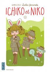 Ichiko & Niko -11- Tome 11