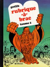 Rubrique-à-Brac -2d1992- Taume 2