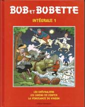 Bob et Bobette - Intégrale 1